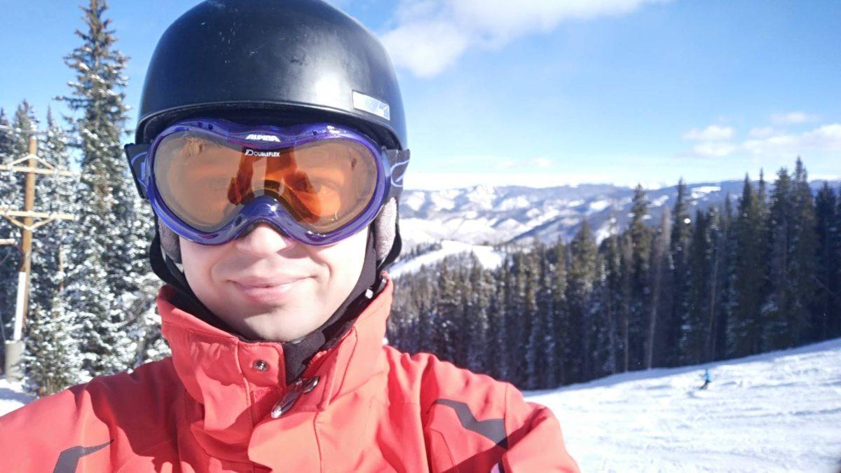 Jak jsem lyžoval v Aspenu