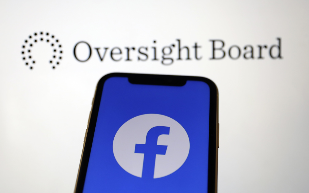 Appealing to Facebook's Oversight Board