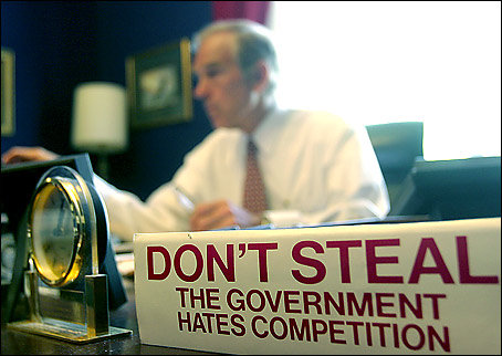Nekraďte, vláda nesnáší konkurenci.